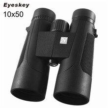 цены Quality 10X50 Binoculars Professional Hunting Binocular Waterproof Telescope Bak4 Prism Optics Camping Hunting Hiking Scopes