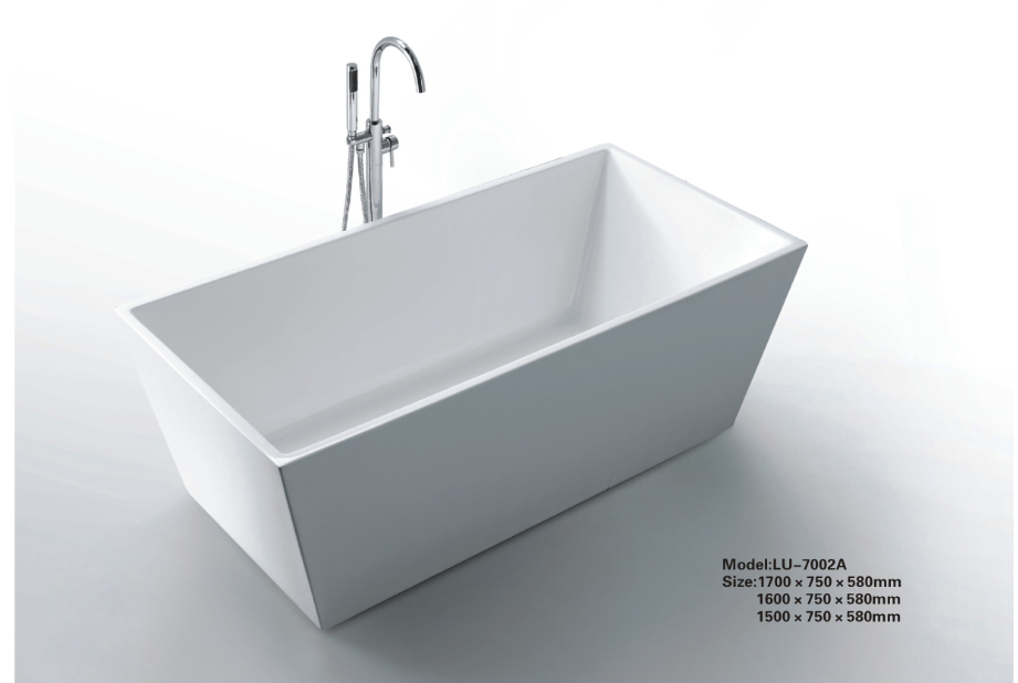 Freestanding bathtub cheap whirlpool bathtub