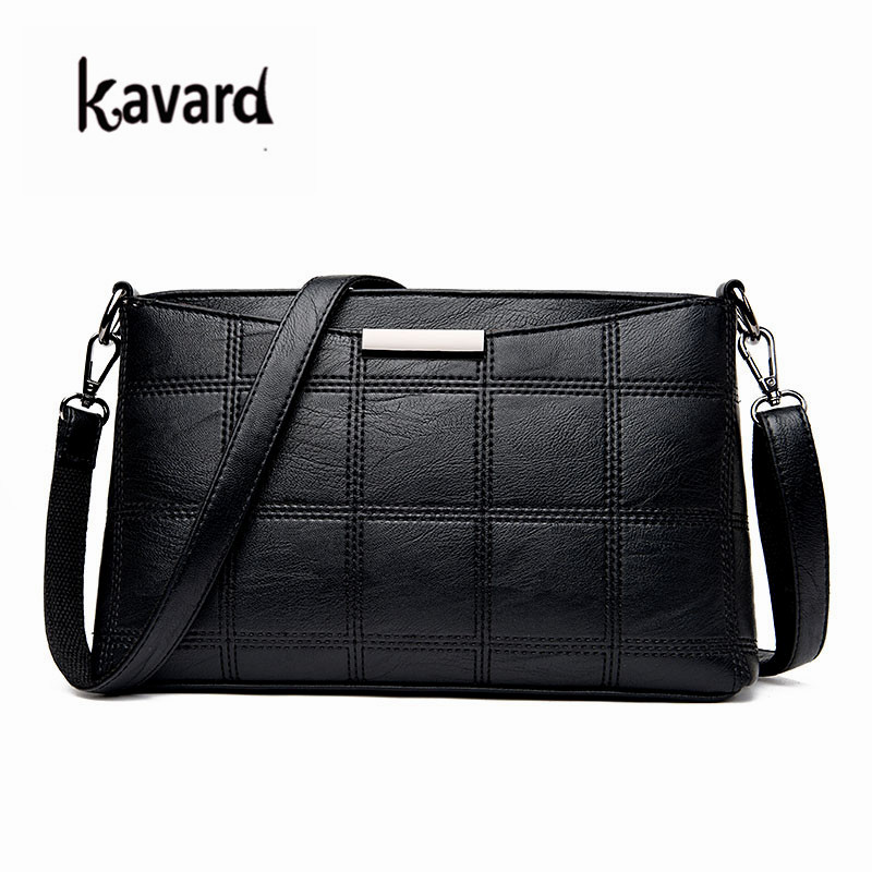 Kavard Bags Handbags Women Famous Brands Crossbody Bags For 2017 Pu Vintage Purses and Handbags Women's Shoulder Bag Bolso Mujer women bag 2016 vintage shoulder bag women purses and handbags brands pu leather