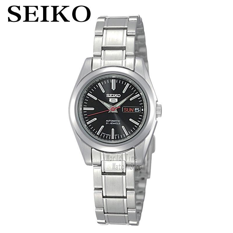 SEIKO watch 5 Sportura automatic mechanical ladies watch SYMK17J1 SYMK13K1 SYMK34J1 seiko 5 snke53k1s