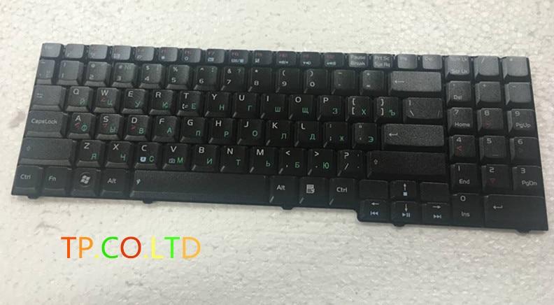Russian Keyboard for ASUS M50 M50SA M50SV M50SR M50VC M70 X55S X55Sr Black RU