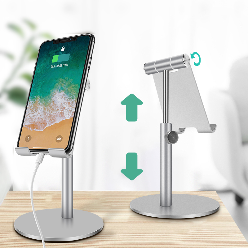 New phone stand You can rotate the phone stand 360 degrees Cell phones and tablets are