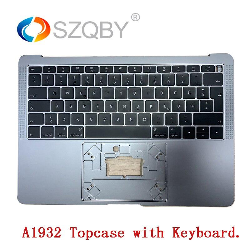 A1932 Topcase avec clavier Top Case espace gris pour MacBook Pro Retina 13