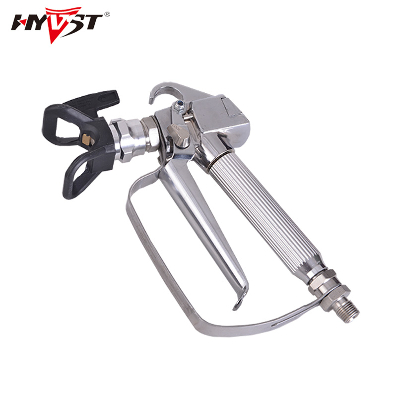 Hot sale Airbrush Airless Paint Spray Gun for FTX Sprayer gun, Give 517 tip and Nozzle holder Machine Paint No Gas Guard цена