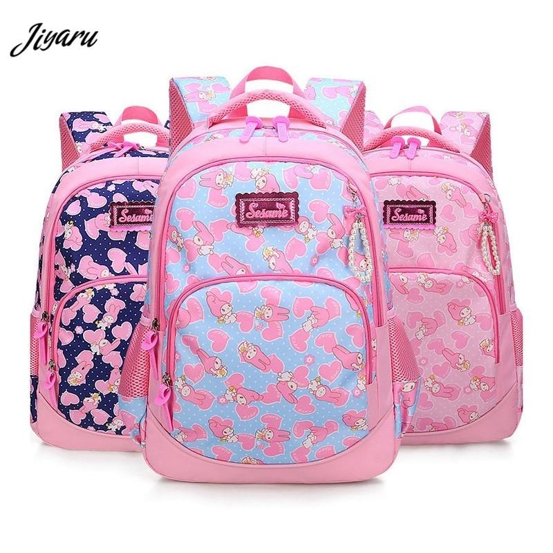 School Bags Kids Backpacks Middle School Girls Students Backpacks Primary School Students Backpacks Luggage & Bags