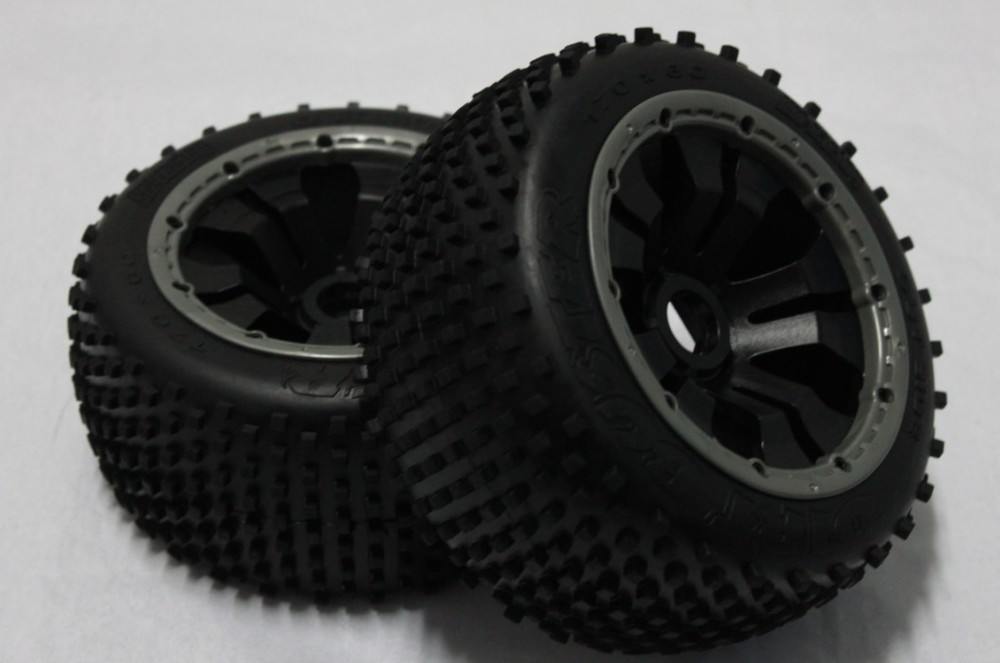 baja 5b off road rear wheels only 2 rear baja 5b off road front wheels set only 2pc front