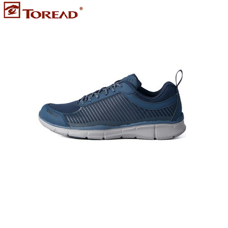 ФОТО Toread Hiking Shoes Walking Men Sport Shoes Breathable Popular Tactical boots New Arrival KFFE81362