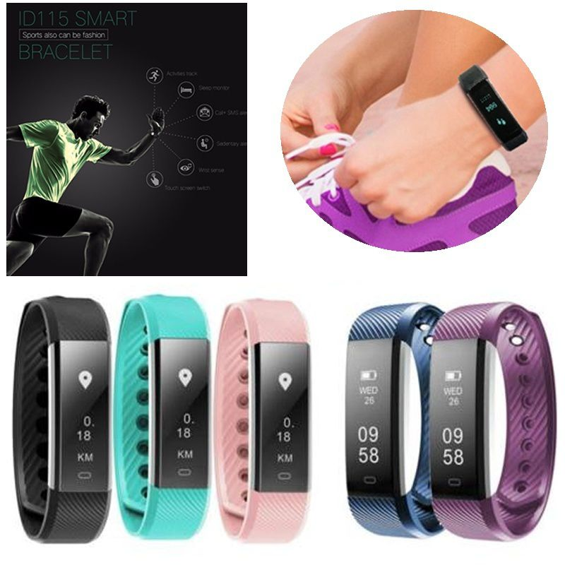 Image 2 - New Smart Bracelet Bluetooth Bracelet Pedometer Fitness Outdoor Fitness Equipment-in Outdoor Tools from Sports & Entertainment