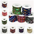 6mm about 5yards/roll Rope Cloth Ethnic Cords Jewelry Making DIY Design Cord Climbing Ropes