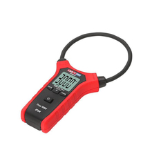 купить UNI-T UT281E Digital Flexible Clamp Meter AC True RMS Handheld Voltage Current Resistance Frequency Tester по цене 6723.49 рублей