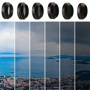 Image 5 - CAENBOO Kamera Filter Drone Für DJI Mavic Pro Zubehör Objektiv Filter Protector ND CPL Für Mavic Pro Professionelle ND8 16 filter