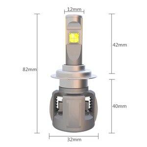 Image 2 - Motoecycle Headight Roller Nebel Scheinwerfer LED Moto Arbeits Spot Licht Kopf Lampe Für Vespa GTS 300 SPRINT 150 Scheinwerfer