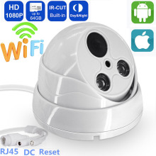 1080P Wifi IP Dome Camera Indoor Security Wireless CCTV Camera Surveillance IP60 720P 960P Camera Night Vision Yoosee App
