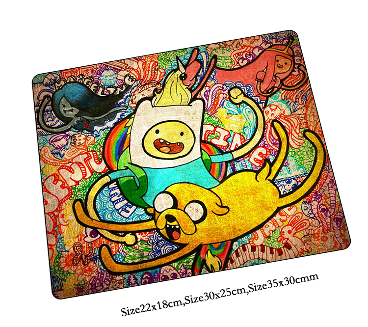 Adventure Time mouse pad High-end pad to mouse notbook computer mousepad 900x400mm gaming padmouse gamer to keyboard mouse mats