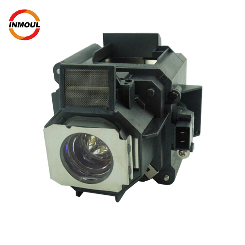ELPLP63/V13 Projector Lamp For EPSON PowerLite 4200W / PowerLite 4300 Pro G5750WUNL Pro G5950NL Pro G5650W Pro G5750WU Pro G5950 replacement projector lamp elplp63 for epson powerlite pro g5750wu powerlite pro g5950 h345a h347a h349a powerlite 4200w
