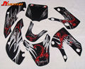 3M KLX110 GRAPHICS KIT decals Sticker for Dirt bike Pit Bike Parts free shipping