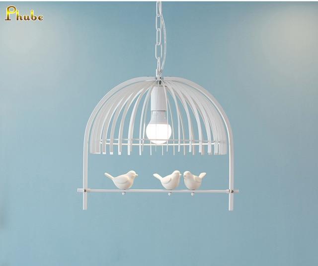 Phube lighting modern bird pendant light black white pendant light phube lighting modern bird pendant light black white pendant light lighting guaranteed 100free aloadofball Gallery