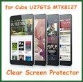 """5 шт. прозрачных экранов. Сенсорная защитная пленка для планшетных  ПК 8 """" Cube U27GTS U27GT S MTK8127."""