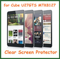 "5pcs Transparent Screen Protector Protective Film for Tablet PC 8"" Cube U27GTS U27GT S MTK8127 No Retail Package"