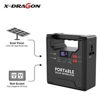 X DRAGON 39000 мАч power Bank 5 В/12 В/220 В портативный генератор зарядная станция для телефонов планшеты ноутбуки поклонники сериала