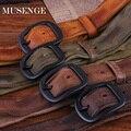 100% Cowhide Leather Designer <font><b>Belts</b></font> Men High Quality Cinto Mens <font><b>Belt</b></font> Luxury Ceinture Homme Cinturones Hombre Strap Retro Jeans