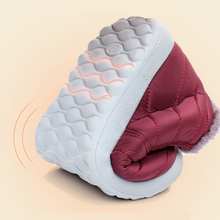 women Boots Winter warm down snow boots for women ankle Boots waterproof fashion Fur antiskid outdoor flat boots shoes MIS010
