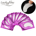50pairs/pack Hot Paper Patches Eyelash Under Eye Pads Grafted Lash Eyelashes Extension Tips Stickers Wraps Make Up Tools