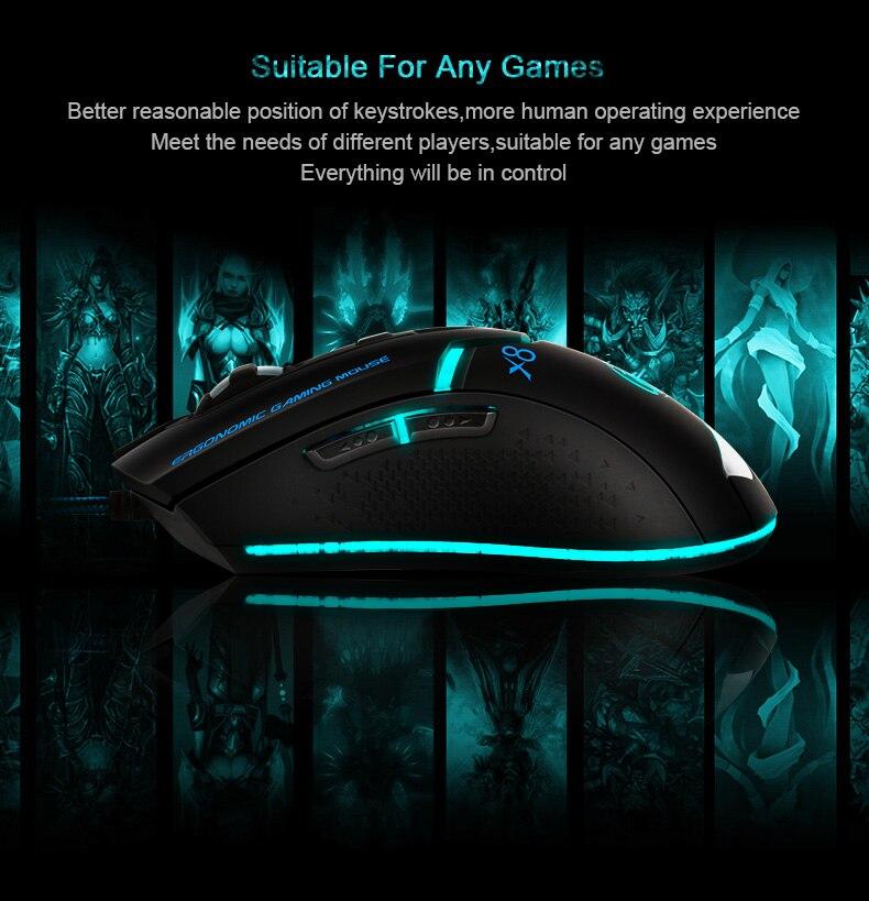 Imice Wired Gaming mouse Professional Gaming Mouse Imice Wired Gaming mouse Professional Gaming Mouse HTB1P52ZQFXXXXatXVXXq6xXFXXXI