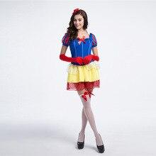 Princesa Vestido de Uniforme de Sirvienta Disfraces Sexy Lady Uniforme Cosplay Traje de Halloween Hallowmas Cos Costume Make Up Party Vestido B-3461