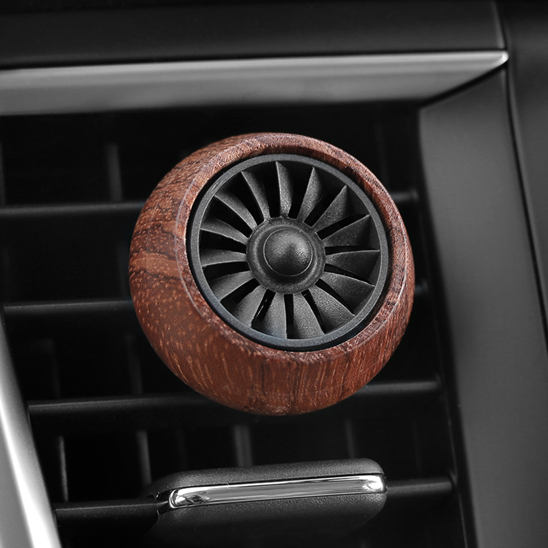 Car Scent Wood Car Air Vent Perfume Solid Fragrance Clip Air Freshener Auto Creative Aromatherapy Scent Decoration Accessories car perfume air freshener apple flavor 80g
