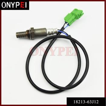 O2 Sensor Oksigen 18213-63J12 18213-62J12 untuk Suzuki Swift Baleno Jimny Wagon R + Escudo Membawa 1821363J12 1821362J12