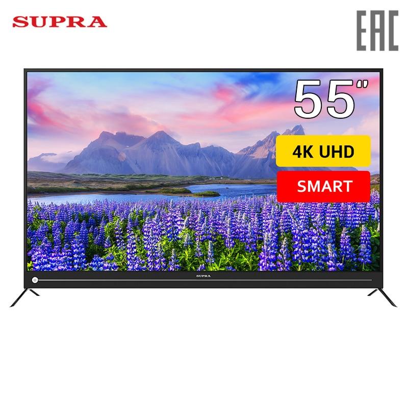 TV 55 SUPRA STV-LC55ST4000U 4K SmartTV 5055inchTV vorke z3 4k kodi tv box