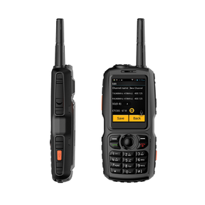 Image 2 - A18 IP68 עמיד למים GPS WCDMA GSM Smartphone כרטיס Zello נייד UHF 400 470 PTT ווקי טוקי טלפון 3800mAh מגע מסך