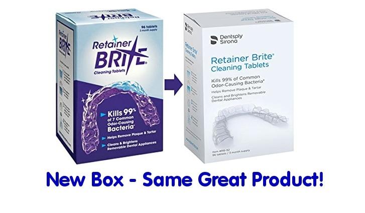 Aliexpress Buy Dentsply Retainer Brite 96 Tablets Teeth Oral