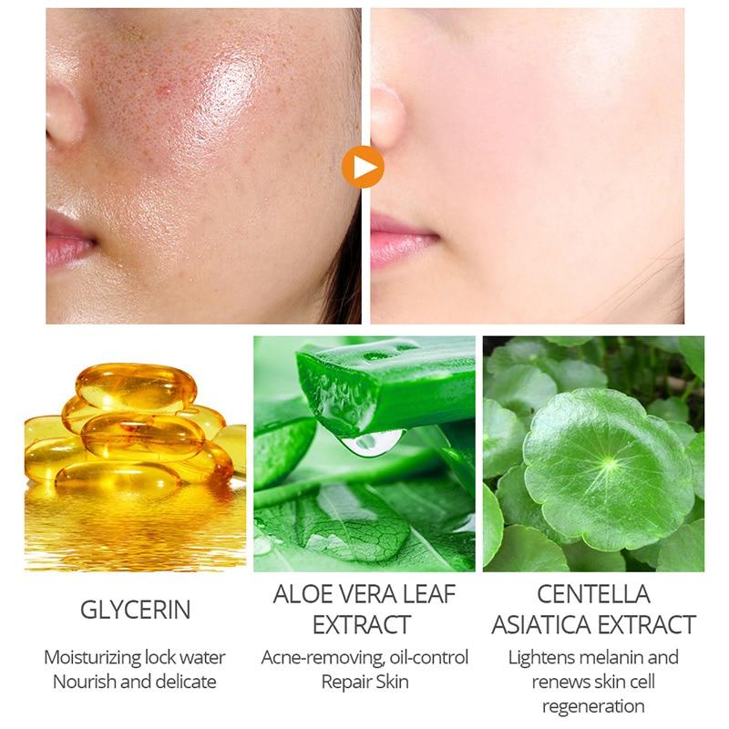 Hot Moisturizing Face Cream Salicylic Acid Dracaena Essence Resveratrol Essence Face Mask Whitening Serum Face Moisturizing SJ66 6