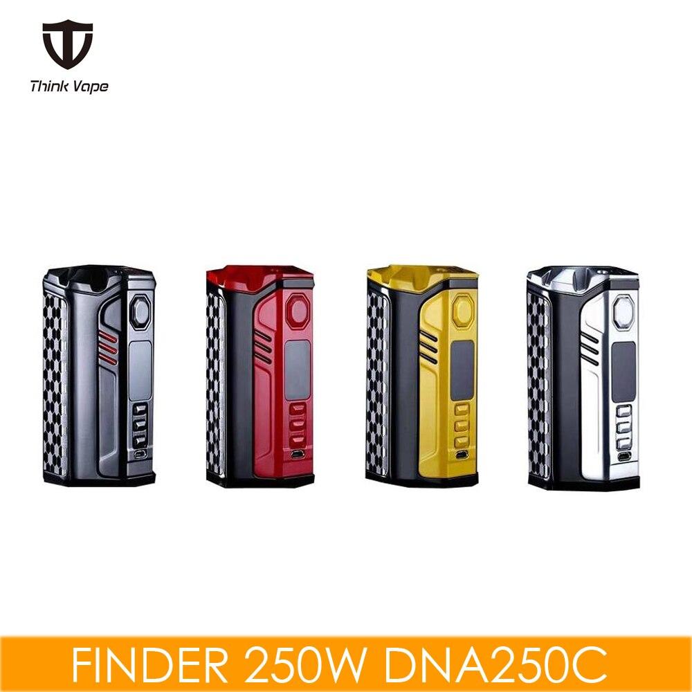 Evolv DNA250C चिपसेट VW 250W Vape Mod - इलेक्ट्रॉनिक सिगरेट