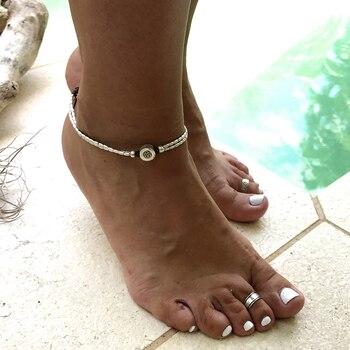 Bracelet de cheville Tendance étoile de mer 1