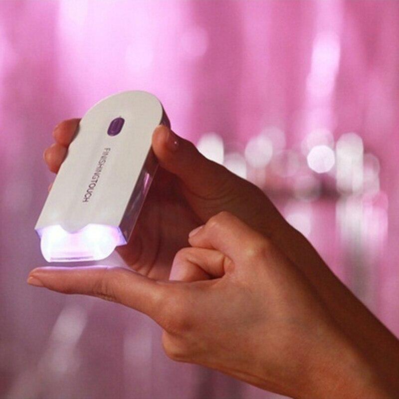 2 in 1 Epilator - Pain Free Instant Laser sensor Hair Remover 2
