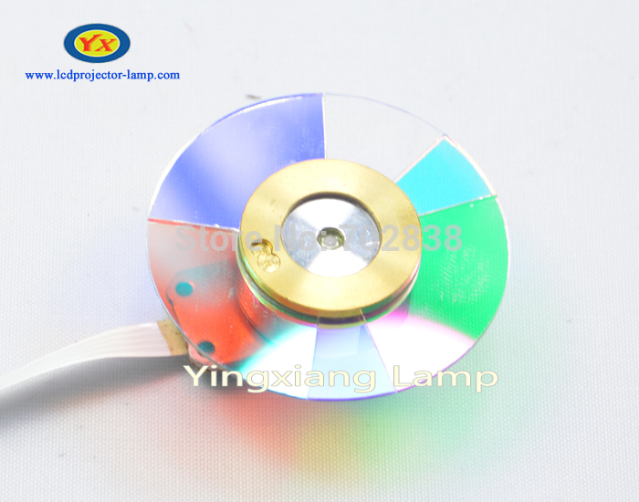 New In Stock And Original Projector Color Wheel For Smart UF55 / UF65
