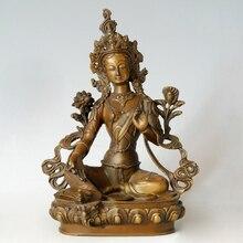 ATLIE BRONZES Chinese bronze Buddha Statue Tantric manjusri  Religious figure temple decoration
