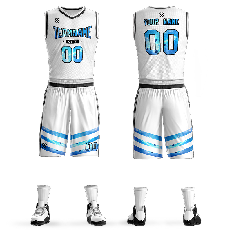 68c34b9d17b 2019 Men Youth Cheap college Basketball Jerseys kids breathable custom  Basketball Uniforms shirts shorts Set white big size - aliexpress.com -  imall.com