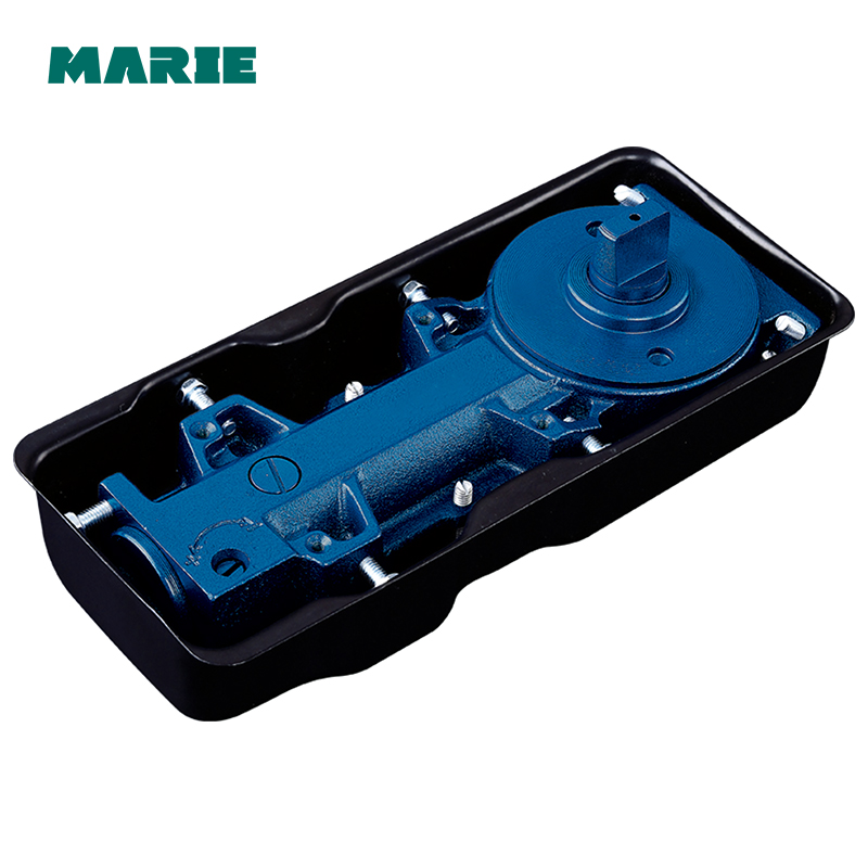 Floor Spring Hydraulic Check Buffer Ground Hinge For Glass Door Fitting