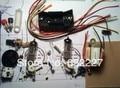 Tube Radio Kit DC two light kit CW SSB radio battery-powered shortwave receivers