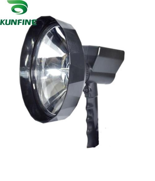 12В/55 Вт 7 дюймов HID вождения свет спрятанный свет поиска, спрятанный охоты свет спрятанный свет работы для джип внедорожник грузовик