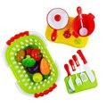 Cocina de plástico toys toys pretend play food frutas verduras de corte educativo toys cocinero cosplay toys for kids