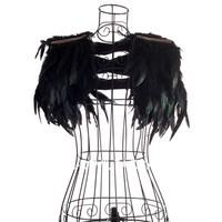 Stage Costumes for Singers Dance Costume Stage Dj Service Beyonc Feather Vest Shawl Roupa Feminina Beyonce Dance Costume Hmong