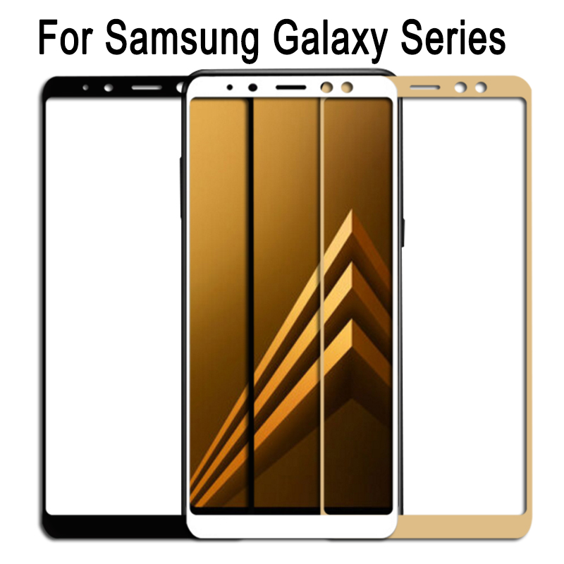 for-samsung-a8-2018-glass-galaxy-a-5-7-a5-a7-plus-2-fontb0-b-font-fontb1-b-font-8-screen-protector-t