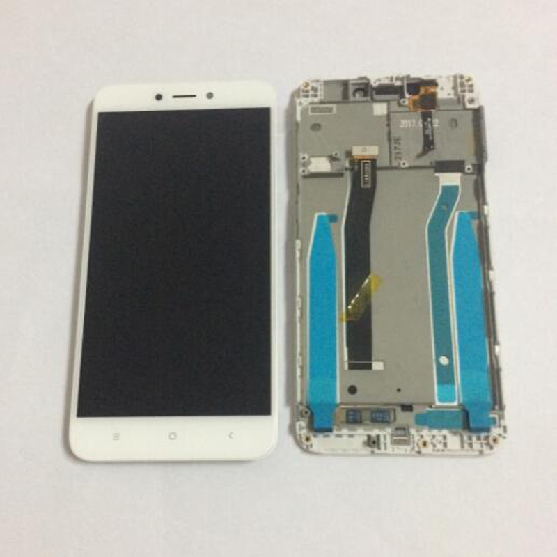 font b Best b font Working LCD Touch Screen Digitizer Assembly with Frame For Xiaomi