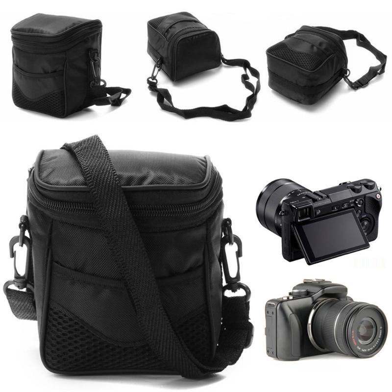 1PC Waterproof Digital Camera Case Shoulder Black Bag For Nikon SLR DSLR Dropshipping