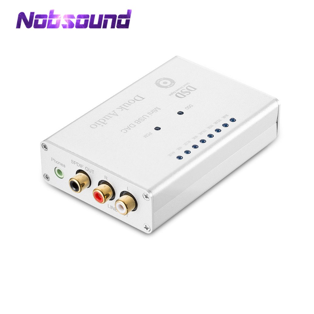 цены Douk audio Mini AK4490 XMOS USB DAC HIFI Audio Decoding SPDIF With Headphone Interface PCM 384K DSD256 Desktop Amplifier